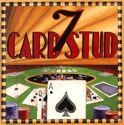 Spelregels Seven Card Stud